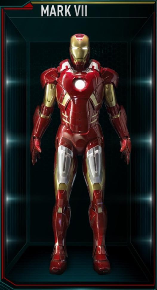 Mark Vii Iron Man Wiki File:iron Man Armor mk Vii