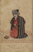Portrait of Allamah Majlisi