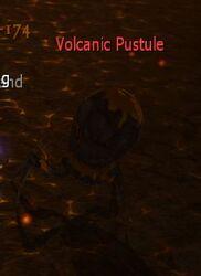 Volcanic Pustule