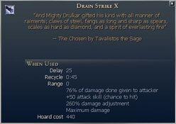 Drain Strike