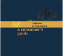 National Intelligence: A Consumer's Guide-2009