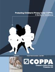 COPPA survey