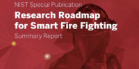 Research Roadmap for Smart Fire Fighting