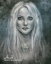 Francesca findabair sketch by justanor-d7hum3v.jpg