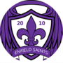 Enfield Saints (Button)