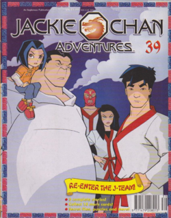 Jackie Chan Issue 39