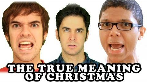 The True Meaning of Christmas