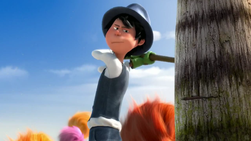 once ler and lorax meet the fockers