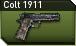 Colt 1911 j icon