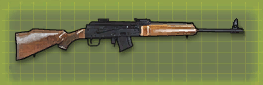 Saiga Rifle C Pic