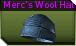 Mercs wool hat u icon