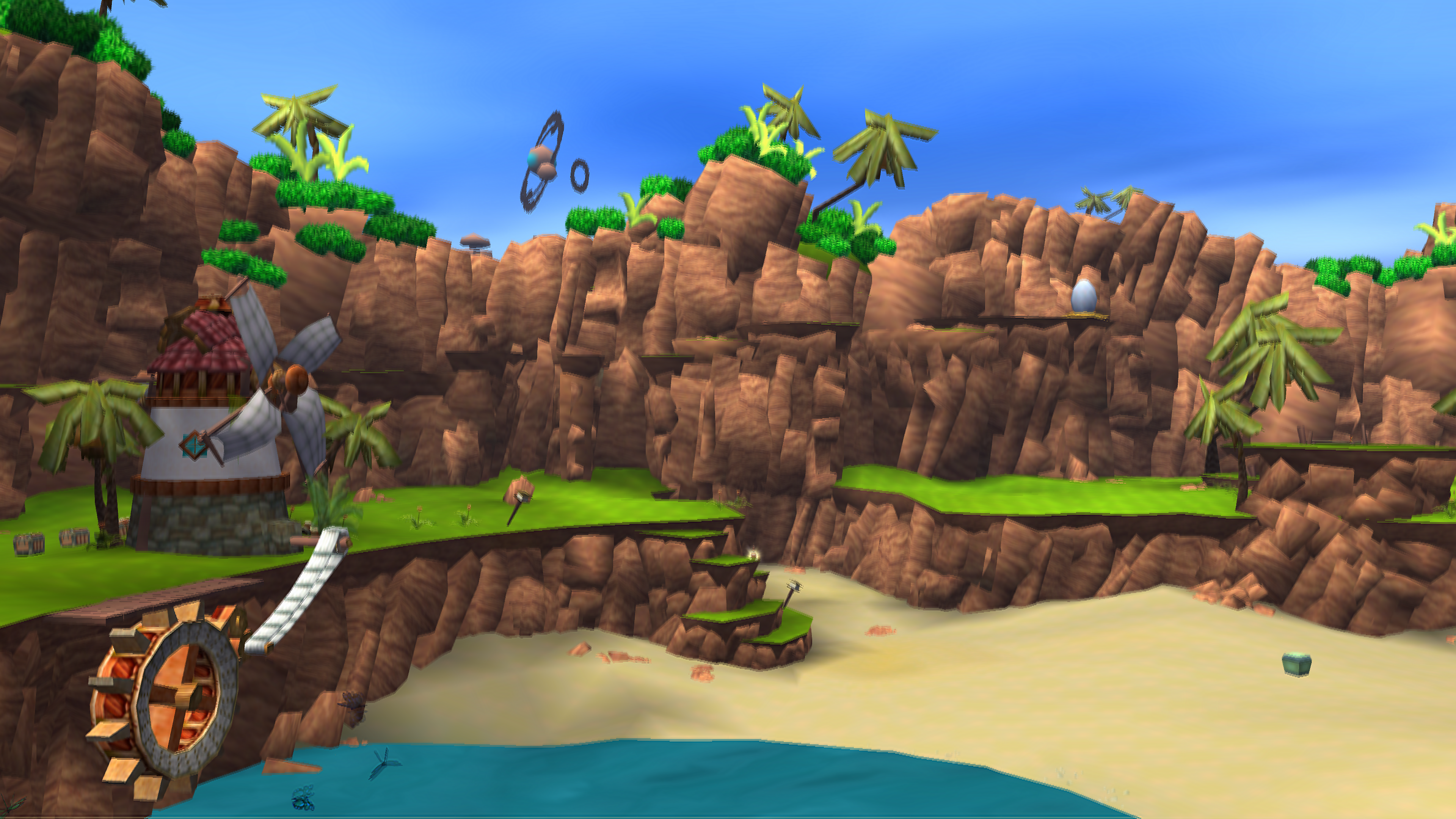 Tropical Island Beach Ambience Sound: Great Summer Levels In Games