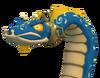 Sand worm render