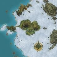 Brink Island map