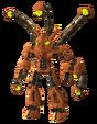 Veger's Precursor robot render