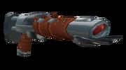 Guard rifle render