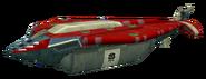 Airship tanker render
