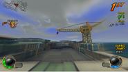 Loading Docks screen