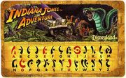 Indiana Jones Mara script