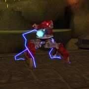 Spydroid from Jak II