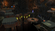 Gol and Maia's citadel screen 1