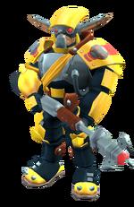 Elite guard render