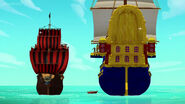 Jolly Roger&Mighty Colossus-Captain Hook's Colossal Collision01