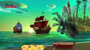 Bucky&Jolly Roger-Ghost Island