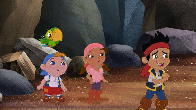 Amazon.com: Jake and the Never Land Pirates: Jake's Never ...