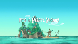 It's a Pirate Picnic! titlecard