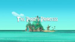 The Pirate Princess tilecard