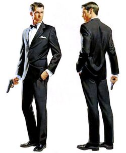 Devil-may-care-unused-artwork concept james bond 007