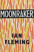 Moonraker (1st Edition)