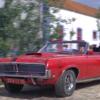 Vehicle - Mercury Cougar