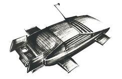 Ken Adam - Lotus Esprit Concept