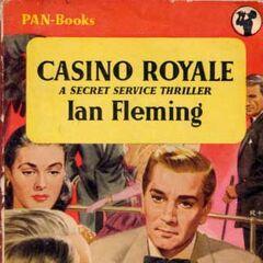 British Pan paperback edition (18 April 1955 onwards)