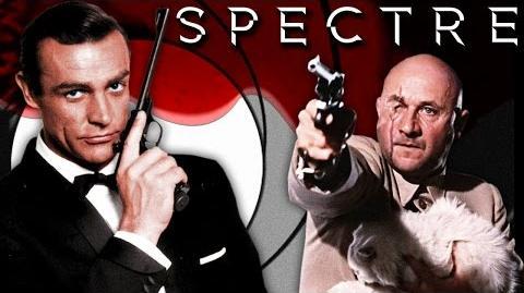 SPECTRE Trailer Classic 007 Edition