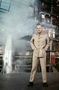 Blofeld's Rocket