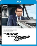 The World Is Not Enough (2015 Blu-ray)