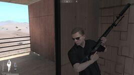 M14 silenced