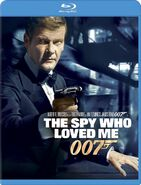 The Spy Who Loved Me (2012 50th anniversary Blu-ray)