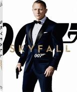 Skyfall (2013 Blu-ray FoxConnect)