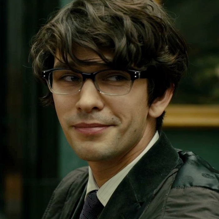 Ben Whishaw) | James B...