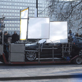 Vauxhall filming