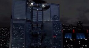 Phoenix Building (PC Cut-Scene)