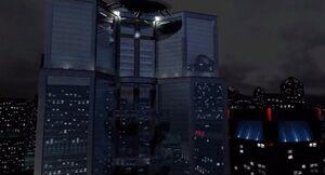 Phoenix Building (PC Cut-Scene)