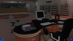 Phoenix Building - Mayhew's office (Nightfire, PC)