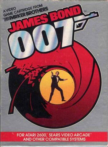 File:James Bond 007 cover.jpg