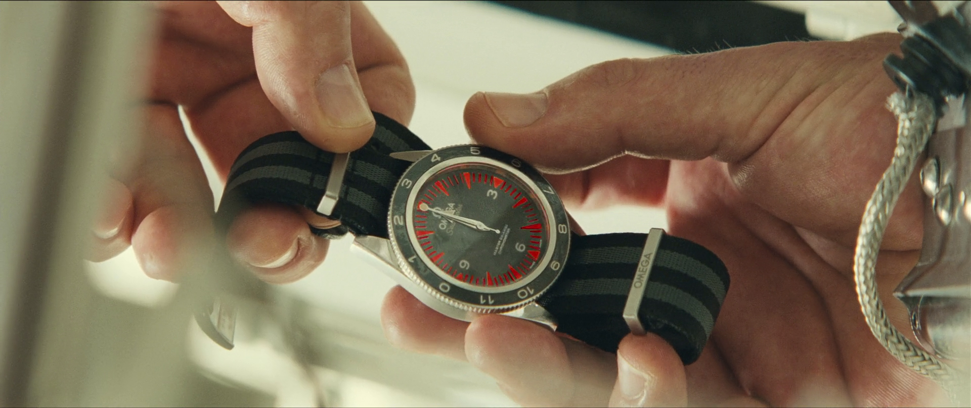 james bond watch casino royale omega