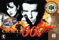 GoldenEye 007 cover